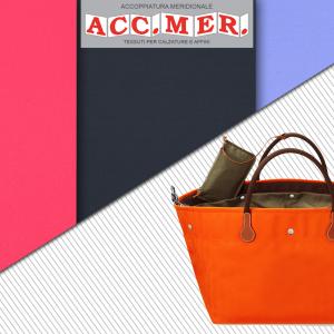 Tessuti per borse e accessori moda